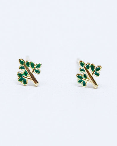 Cheery Branch Earrings