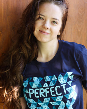 Perfect Numbers Math Tee