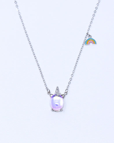 Unicorn Rainbow Necklace