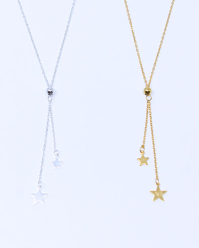 Star Y-Chain Necklace