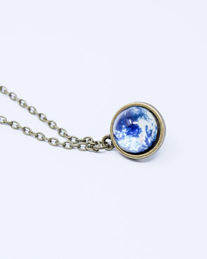 Earth Sphere Necklace