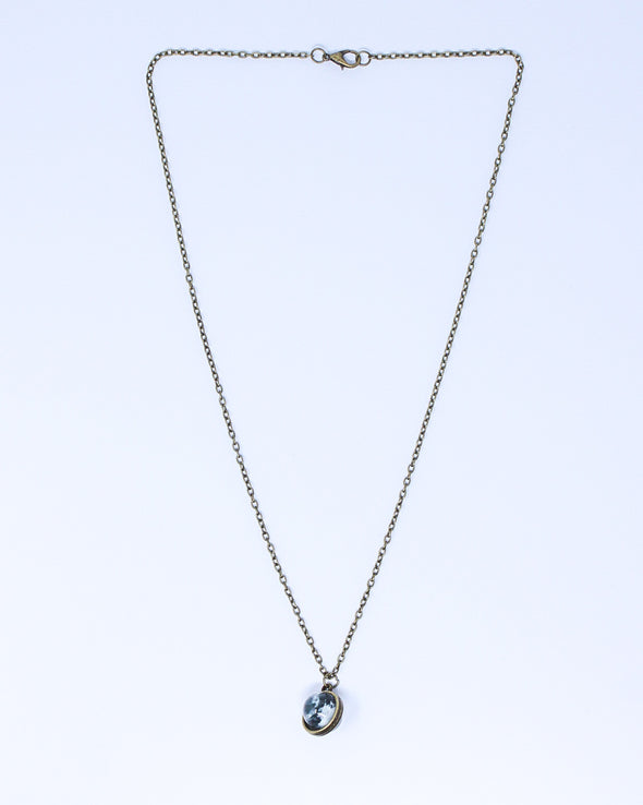 Moon Sphere Necklace