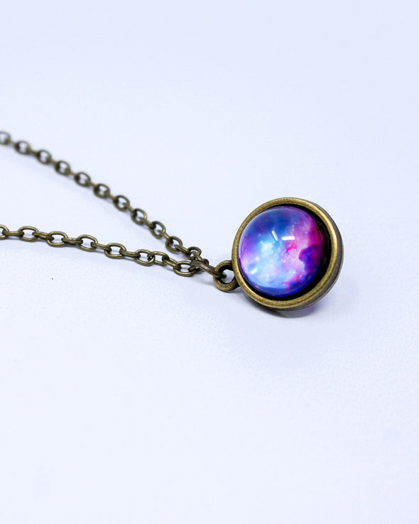 Nebula Sphere Necklace