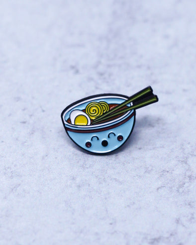 Happy Ramen Pin