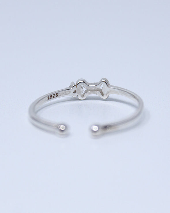 Dog Bone Ring