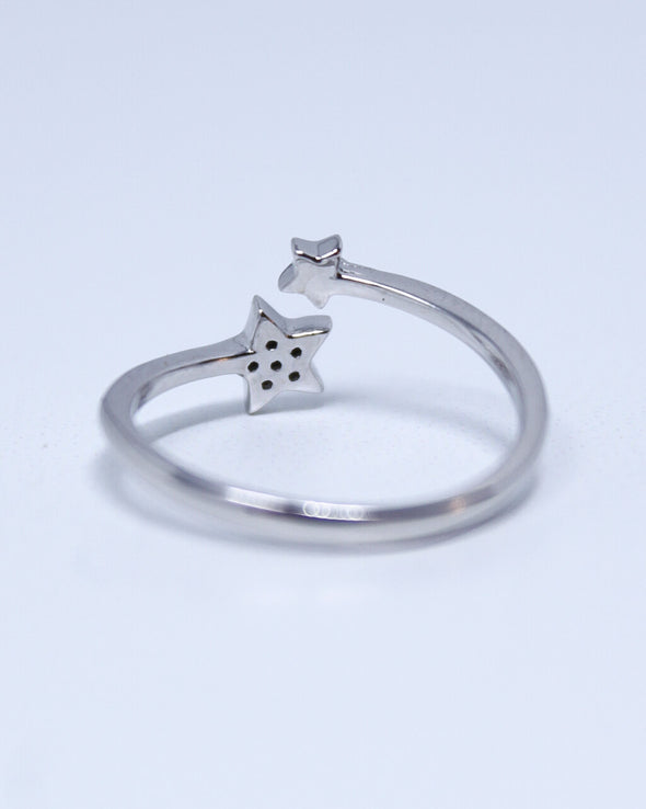 Star Twist Ring