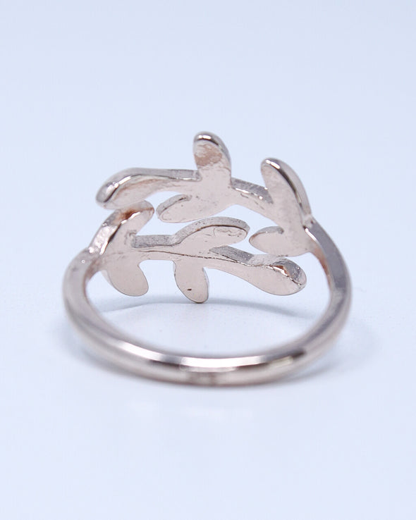 Twisted Branch Ring