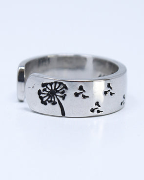 Dandelion Wish Ring