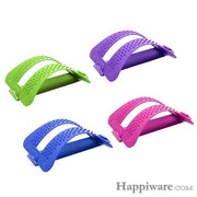 1PC Back Stretch Equipment Massager - 01random color