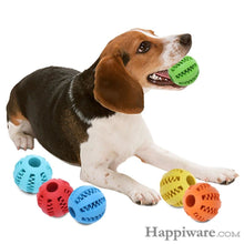 Load image into Gallery viewer, Puppy Elasticity Tooth Cleaning Balls Toys For Dogs