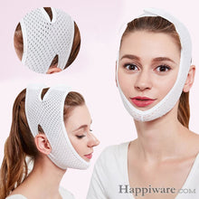 Load image into Gallery viewer, Slimming Belt V-Line Face Lifting Mask Bandage