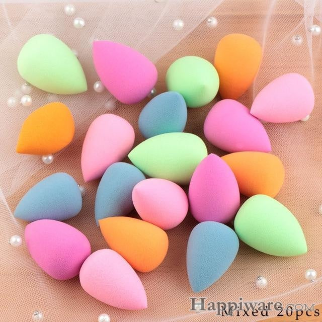 Soft Foundation Puff Concealer Cosmetic Makeup Sponge
