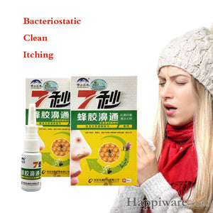 Traditional Medical Herb Spray Rhinitis Treatment Nose Health Care