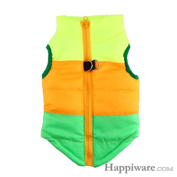 Warm Clothing for Dog Jacket Puppy Pet - As picture show 5 / L
