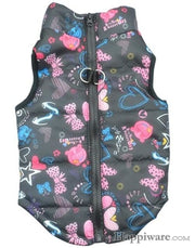 Warm Clothing for Dog Jacket Puppy Pet - As picture show 9 / L