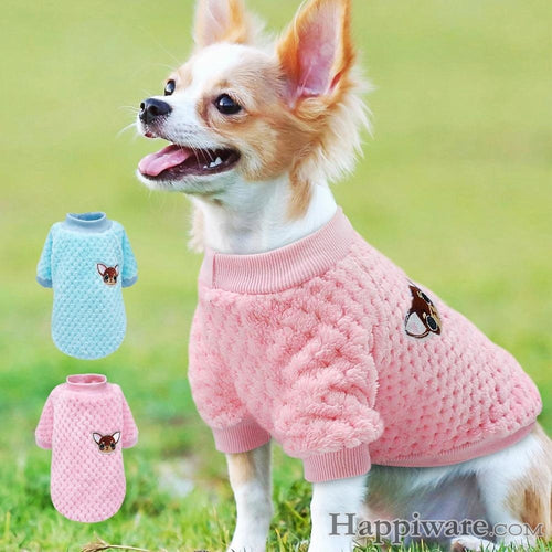 Winter Dog Clothing Pet Puppy Jacket