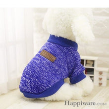 Load image into Gallery viewer, Winter Soft Sweater Clothing For Small Dogs