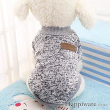 Load image into Gallery viewer, Winter Soft Sweater Clothing For Small Dogs - H / L / China