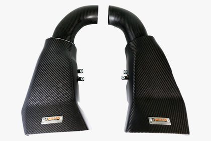Audi RS5 - HyperFlow Carbon Fiber Cold Air Intake System