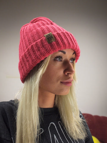 Knit Hat Strawberry - HEAVY MENTAL  - 2