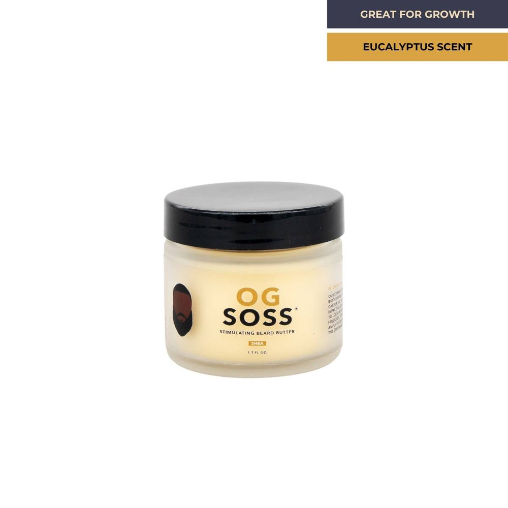OG Beard Growth Duo by SOSS®