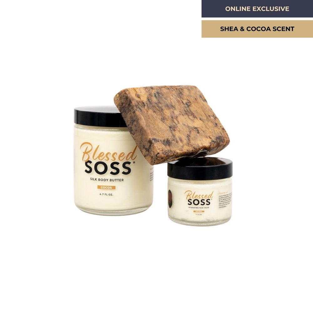 Blessed Body Essentials by SOSS®