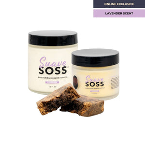 Suave Beard Growth Essentials by SOSS®