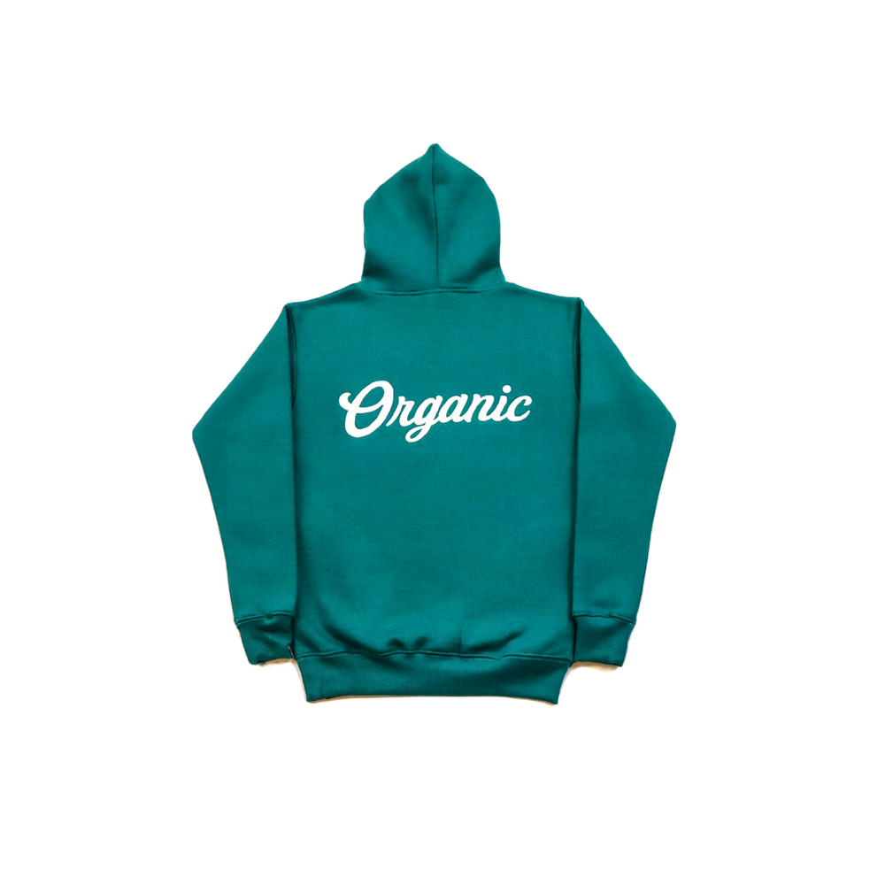 I AM ORGANIC Hooded Sweatshirt