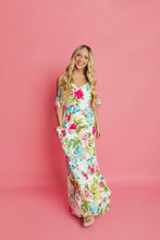 Load image into Gallery viewer, Seaside Maxi Dress- White