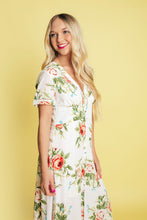Load image into Gallery viewer, Falling Into You Floral Dress
