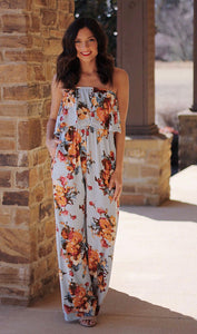 Flower Me With Love Jumpsuit