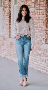 Victoria Cropped Flare