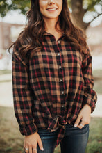 Load image into Gallery viewer, Backwoods Plaid Flannel