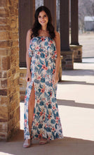 Load image into Gallery viewer, Tropical Vibes Maxi Dress