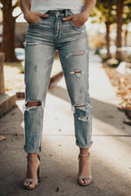Load image into Gallery viewer, Kylie Super Hise Rise Denim
