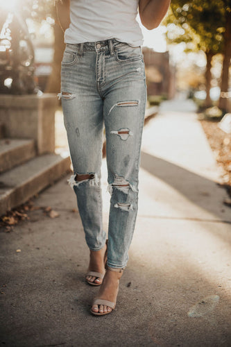 Kylie Super Hise Rise Denim