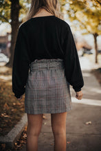 Load image into Gallery viewer, Kennedy Plaid Skirt