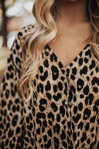 Kittenish Blouse