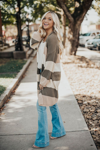 For Love & Lattes Cardigan