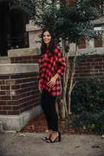 Load image into Gallery viewer, My Boyfriend's Plaid Flannel