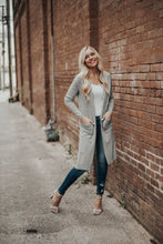 Load image into Gallery viewer, Sweet Springs Cardigan- Grey