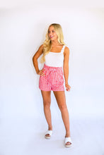 Load image into Gallery viewer, Perfectly Preppy Gingham Shorts