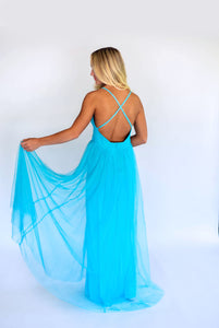 Beach Bombshell Maxi Dress