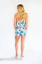 Load image into Gallery viewer, Tropical Vibes Romper
