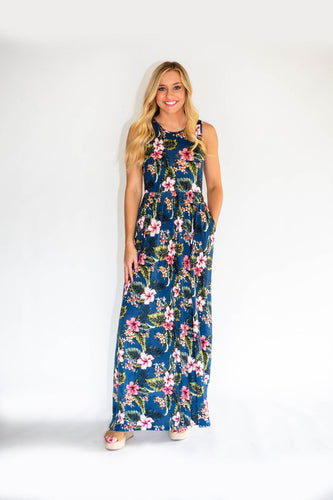 Escape to Maui Maxi Dress