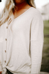 Basic Thermal Knit - Oatmeal
