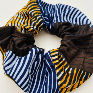 Calabar scrunchie ripples