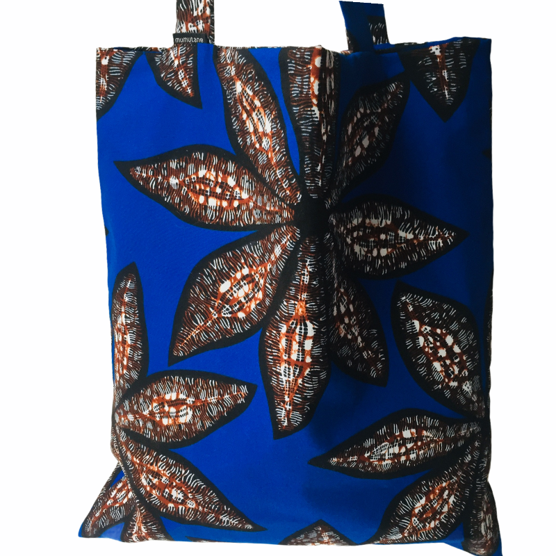 Ado tote bag autumn flower