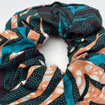Calabar scrunchie graphic