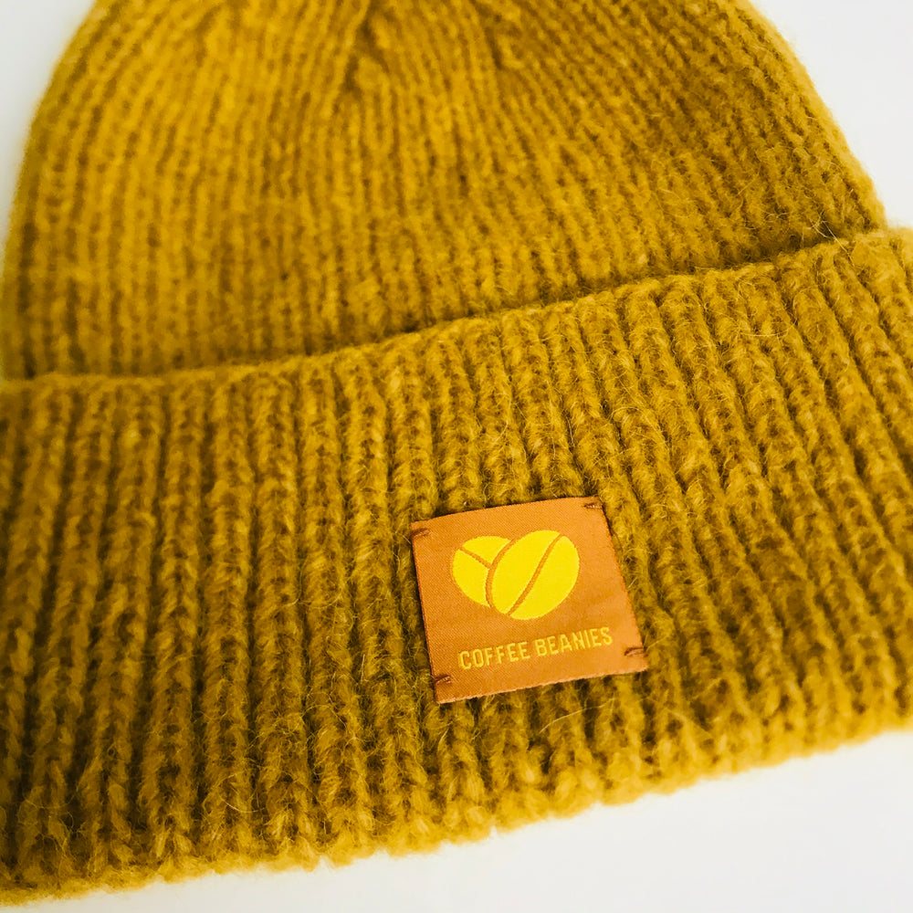 Coffee beanie sky yellow, Hue, mumutane